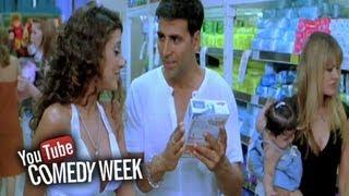 Akshay Kumar, Riteish Deshmukh and Fardeen Khan face a lot of hardships - Heyy Babyy
