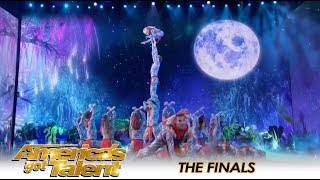 Zurcaroh WOWS Judges & Mel B ADMITS They Can WIN The AGT Finals!  | America's Got Talent 2018
