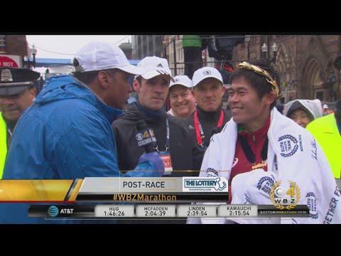 'Thank You Boston!': Yuki Kawauichi Grateful For Boston Marathon Crowd Support