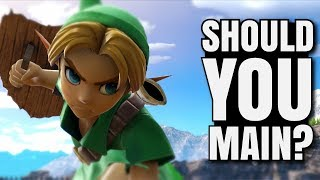 Should You Main Young Link in Smash Ultimate?