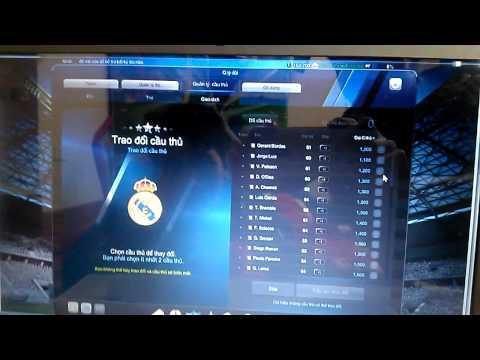 Thánh đổi thẻ FIFA ONLINE 3