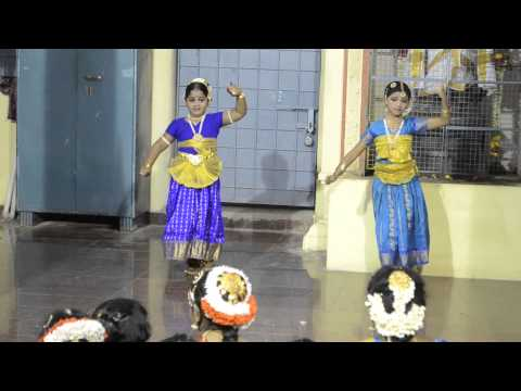 Lakshmi Anand Dance, Rama Namame 2014 07 05 Siva Vishnu Temple Dance