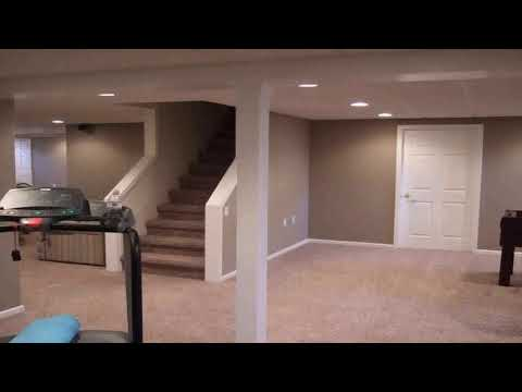 House Floor Plans With Finished Basement