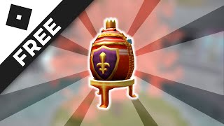 SURPRISE EGG HUNT FINDING FREE HATS ROBLOX - How to Get The FabergEgg - Egg Hunt 2017