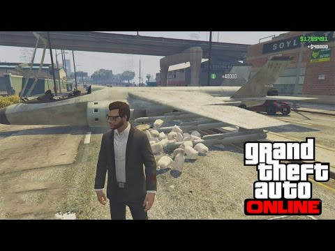 Download Youtube: GTA Online PC - Fuskare Gav Mig Pengar :(