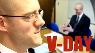 Will James get his PhD? - VIVA