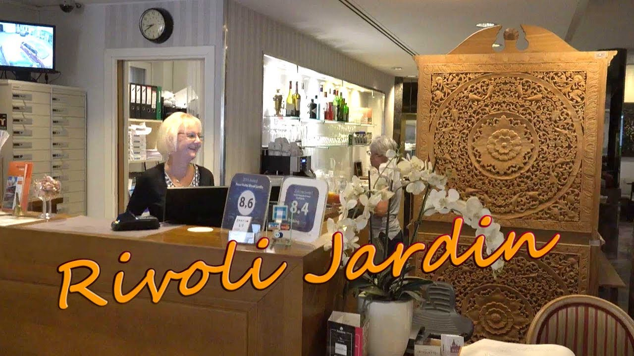 Hotel rivoli jardin helsinki finland hd travel channel for Rivoli jardin helsinki
