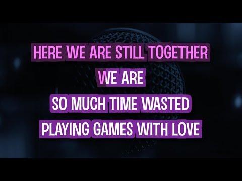 It Ain't Over 'Til It's Over | Karaoke Version in the style of Lenny Kravitz