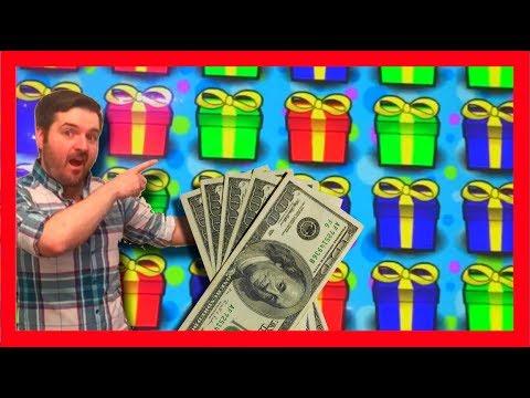 Jackpot Birthday Party Slot Machine Bonuses With SDGuy!