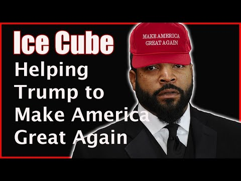 "Ice Cube Helped with Donald Trump's ""Platinum Plan"""