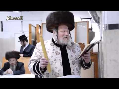 Chanukah 5777 With Pittsburgh Rebbe