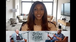 ESPN Analyst Maria Taylor Talks College Football, The Georgia Bulldogs & More | The Steam Room