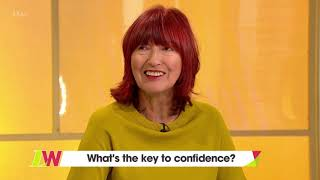Coleen Says Sometimes You Have to Fake Confidence to Have it | Loose Women