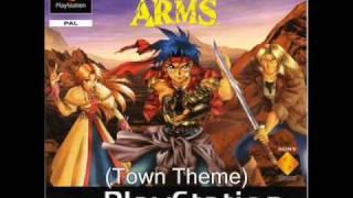 Wild Arms - Town Theme