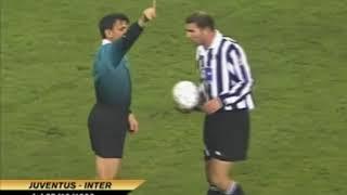 Juventus - Inter. Serie A-1998/99 (1-0)