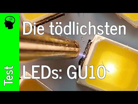 Die tödlichsten LEDs zerlegt: GU10 'Mord im Ali-Express'
