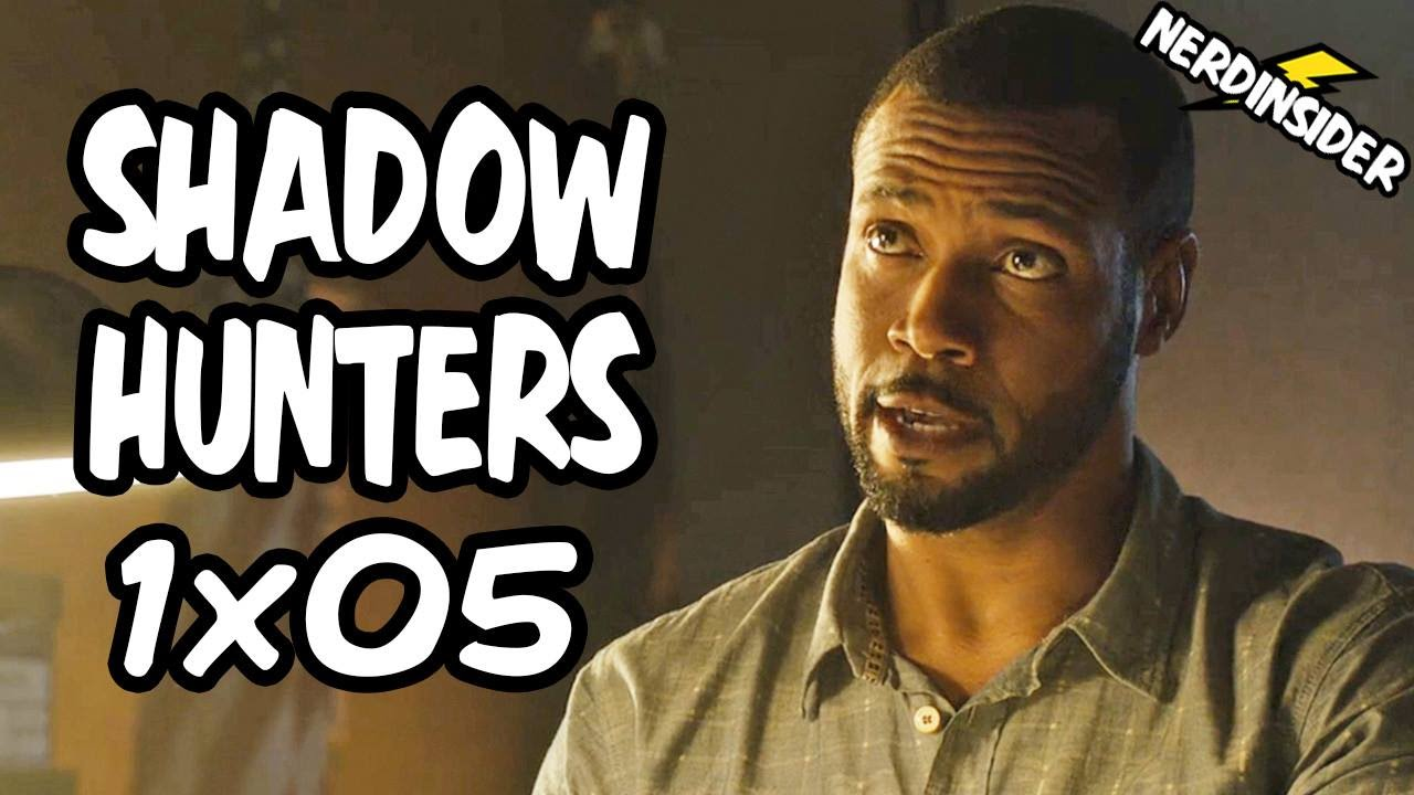 Shadowhunters Episode 5