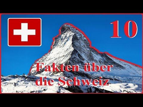 10 Fakten über die SCHWEIZ (auf Schweizerdeutsch)