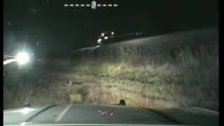Dash Cam: Trooper Correa Pulls Driver From Vehicle Seconds Before Train Hits It
