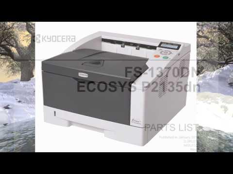 Kyocera Ecosys manual