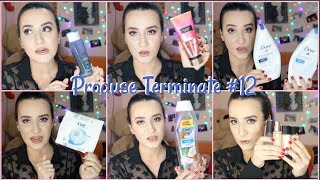 ROM: Produse Terminate - Empties #12 | Yves Rocher,Cien,7th Heaven,Lanbena,Kat von D,Dove