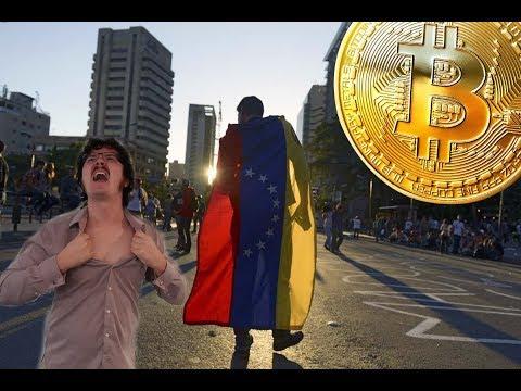 Bitcoin Price High - Venezuela Case Study