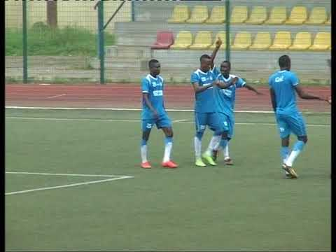 Brighter Tomorrow Football Academy vs Sporting Heritage F.C Pt. 2