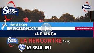 Série Rugby #LeMag - Jeudi 11 Octobre18