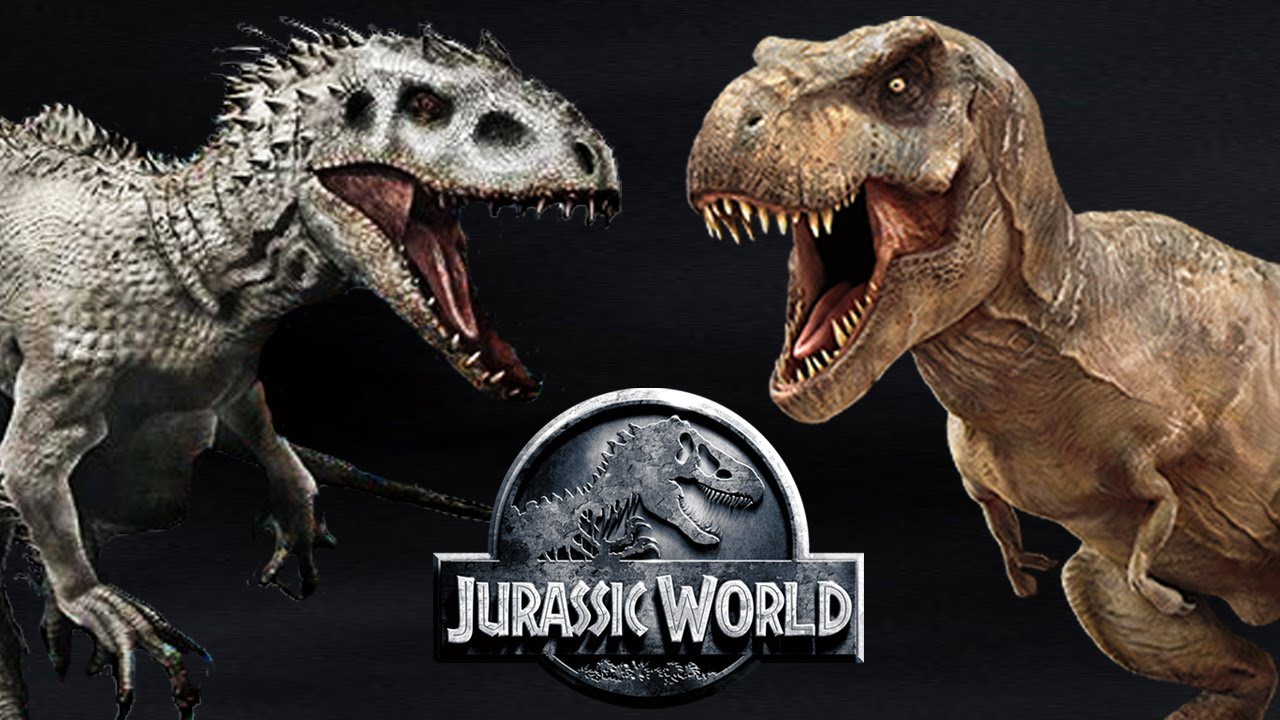 Jurassic World T-Rex vs Indominus Rex The Question That May Have ...