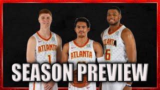 Atlanta Hawks 2018-19 Season Preview (30 Teams in 30 Days)