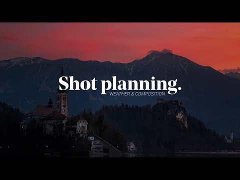 Landscape Photography Tips - Planning your shot | Bled, Slovenia