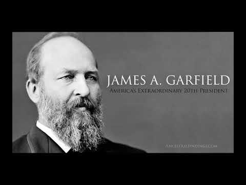 James A. Garfield: America's Extraordinary 20th President | AF-167