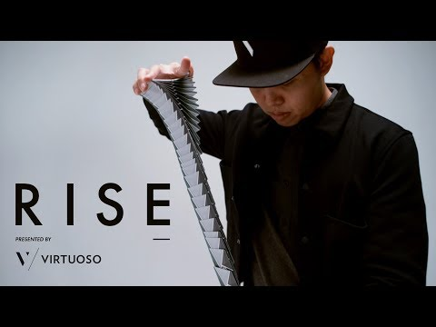 RISE | Crazy Card Moves With No CGI, Strings, Or Magnets | Cardistry By Virtuoso