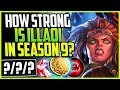 JUST HOW STRONG IS ILLAOI IN SEASON 9? SO POWERFUL | LoL Top Illaoi vs Kled Season 9 Gameplay