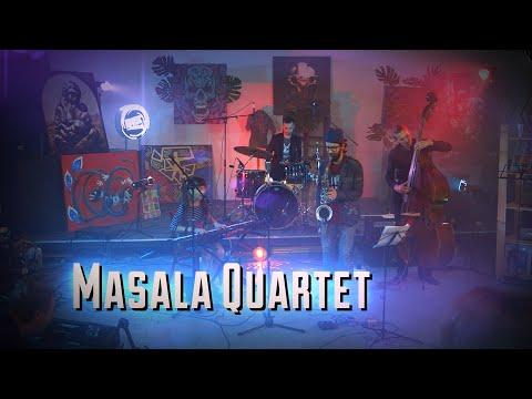 Free My Music - Masala Quartet