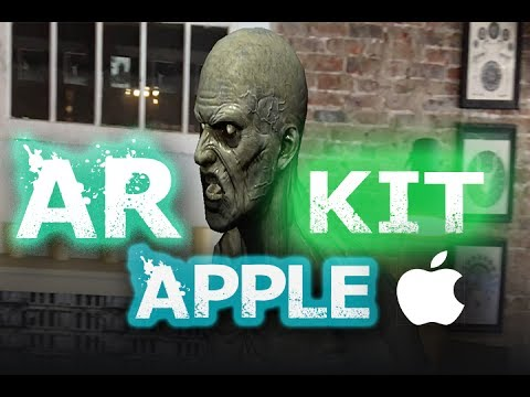 Augmented Reality Tutorial: APPLE ARkit is AMAZING!!!