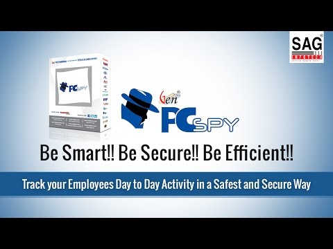 Gen PC Spy: Employee PC Monitoring Software (English)