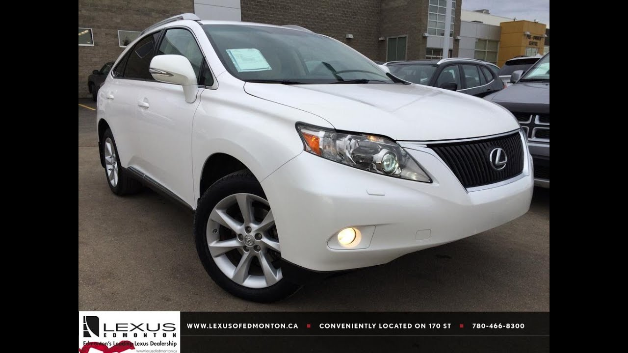 used 2012 lexus rx 350 awd touring package review millet. Black Bedroom Furniture Sets. Home Design Ideas