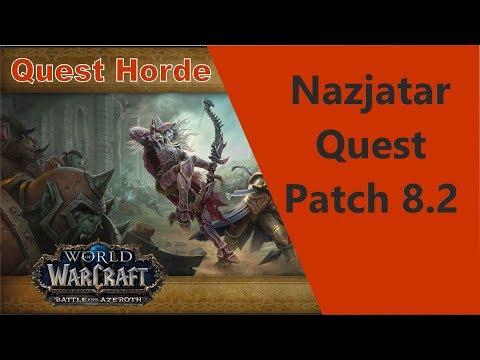 Muscheldelikatesse WoW Quest Nazjatar By IZocke