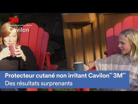 Protecteur cutané non irritant 3M(MC) Cavilon(MC) : des résultats surprenants