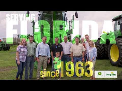 Everglades Equipment - John Deere
