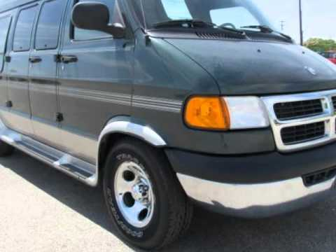 2003 Dodge Ram Van 1500 109 Wb Conversion High Top