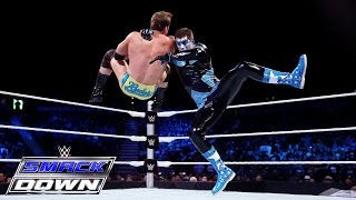 Zack Ryder vs. Stardust :  SmackDown, Aug. 6, 2015