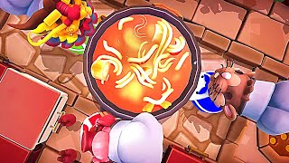 OVERCOOKED 2 Spring Festival Trailer (2020) PS4 / Xbox One / PC