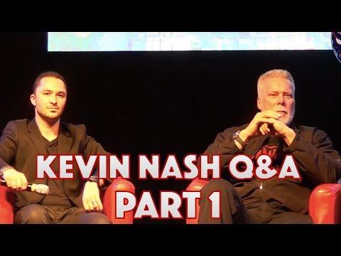 KEVIN NASH Q&A PART 1 (FR/ENG) 2019