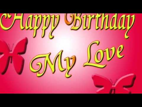 I Wish That We Can Be Together Forever So Will Keep On Wishing You A Happy Birthday Year After Love
