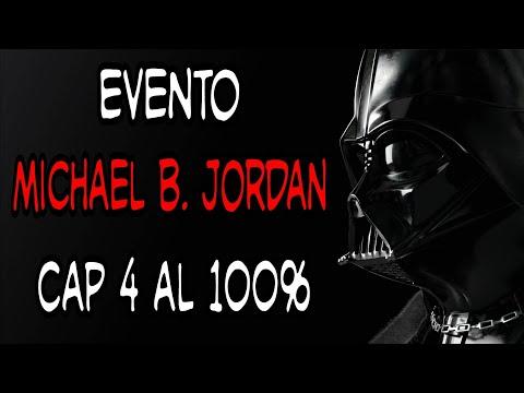 Sfida Michael B. Jordan Capitolo 4 100% Marvel sfida dei campioni