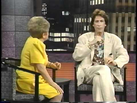 David Brenner and Dr. Ruth talk sex
