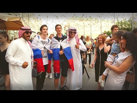The coolest fan zone in Moscow. Where to go to experience atmosphere of FIFA World Cup Russia 2018