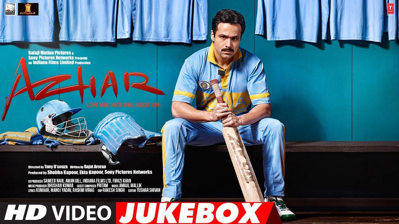 AZHAR VIDEO JUKEBOX (Full Songs) | Emraan Hashmi, Prachi Desai, Nargis Fakhri | T-Series